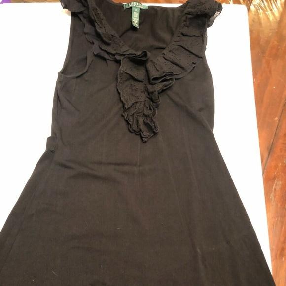 Ralph Lauren Dresses & Skirts - Ralph Lauren Black Dress , Size Medium